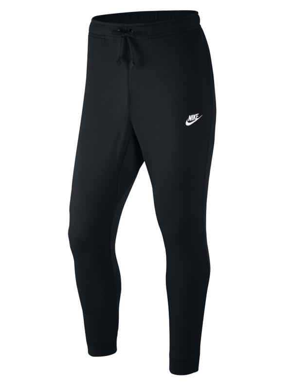 Nike FT Club joggingbroek heren zwart