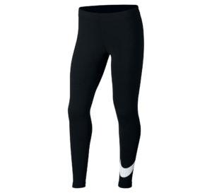 Nike Girls Sportswear Swoosh Tight