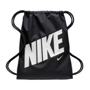 Nike Graphic gymtasje zwart/wit