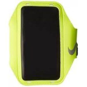 Nike Lean Arm Band phone houder geel