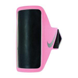 Nike Lean Arm Band phone houder licht roze