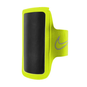 Nike Lightweight Arm Band 2.0 phone houder geel