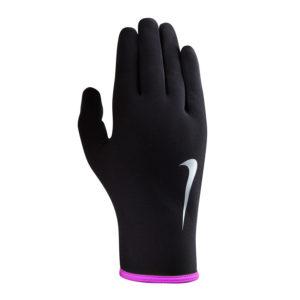 Nike Lightweight Rival 2.0 hardloophandschoenen dames zwartroze