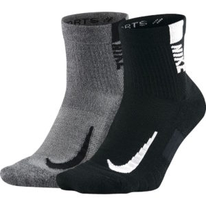 Nike Multiplier Socks 2-pack