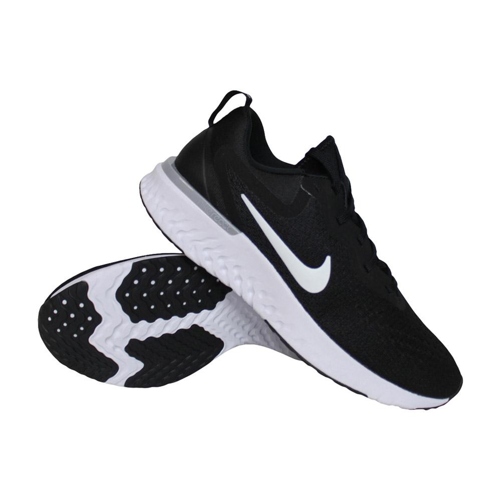 Nike Odyssey React hardloopschoenen dames zwart/wit