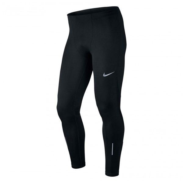 Nike Power Run tight heren zwart/wit