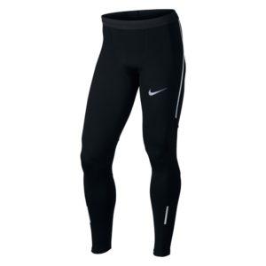 Nike Power Tech hardloop tight heren zwart