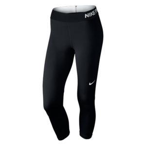 Nike Pro Cool capri dames zwart