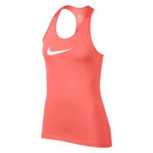 Nike Pro tanktop dames koraal