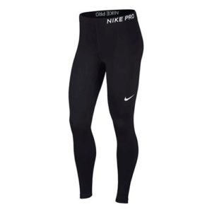 Nike Pro tight dames zwart/wit