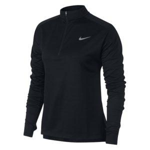 Nike Racer hardloopsweater dames zwart