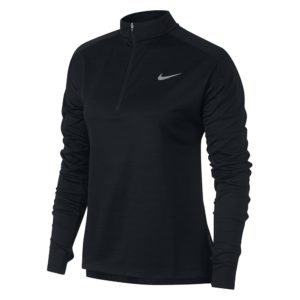 Nike Racer hardloopsweater heren zwart