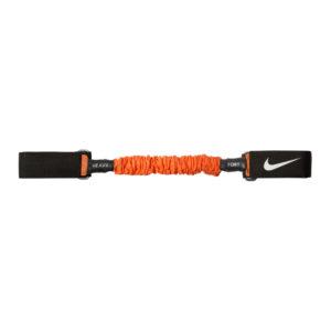 Nike Resistance band Heavy zwart/oranje