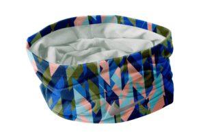 Nike Running Wrap unisex blauw/groen/roze