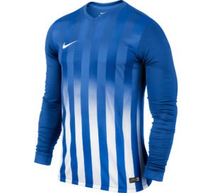 Nike Striped Division II LS Jersey Junior