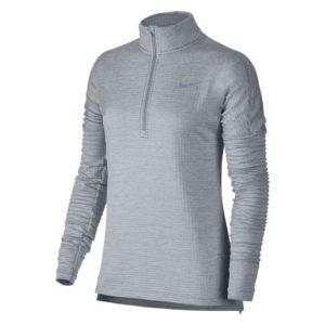 Nike Therma Sphere Element hardloopsweater dames grijs