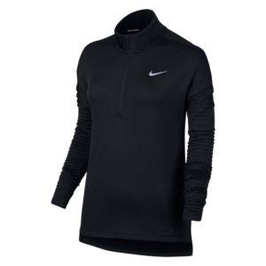 Nike Therma Sphere Element hardloopsweater dames zwart