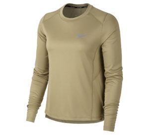 Nike Wmns Dry Miler LS Running Top