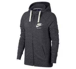 Nike Wmns Sportswear Gym Vintage Hoodie FZ