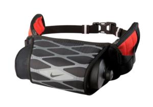 Nike waistpack Storm Hydration zwart/rood