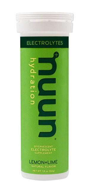 Nuun Electrolytes Lemon Lime