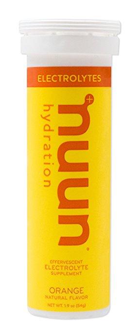 Nuun Electrolytes Orange