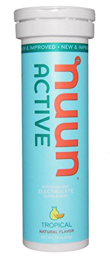 Nuun Electrolytes Tropical Fruit