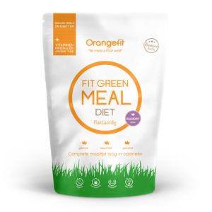 Orangefit Fit Green Meal Diet Blueberry 850gr