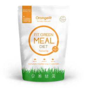 Orangefit Fit Green Meal Diet Vanille 850gr