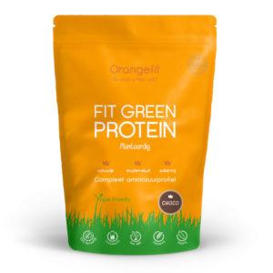 Orangefit Fit Green Protein Choco 450gr