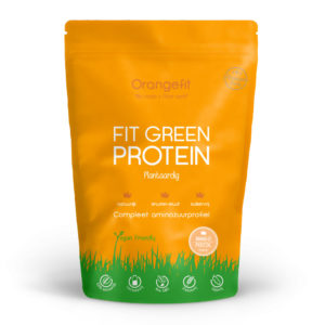 Orangefit Fit Green Protein Mango-Perzik 1kg