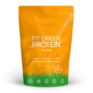 Orangefit Fit Green Protein Vanilla 450gr