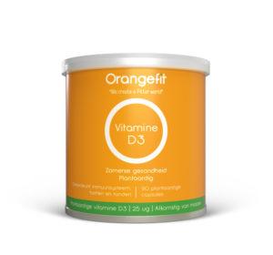 Orangefit Vitamine D3 (90 caps)