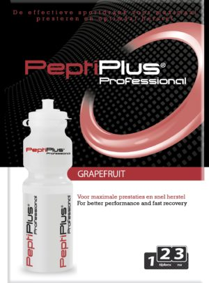 PeptiPlus Professional Grapefruit 38g