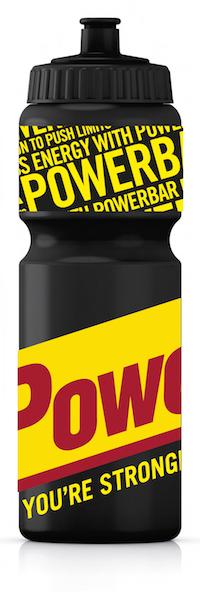 PowerBar Bidon Zwart 750ml