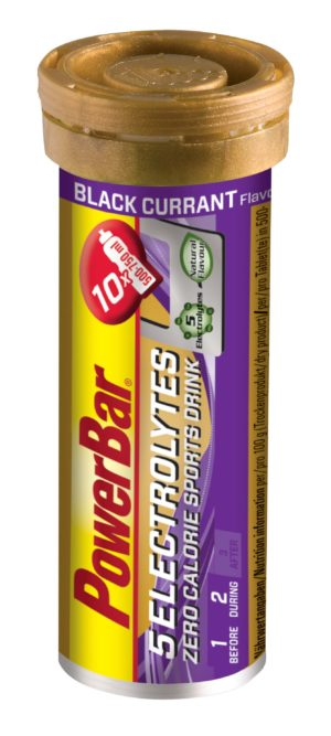 PowerBar Electrolyte Tablet Black Currant