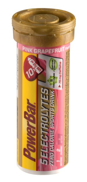 PowerBar Electrolyte Tablet Pink Grapefruit