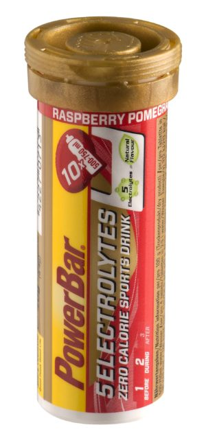 PowerBar Electrolyte Tablet Raspberry Pomegranate