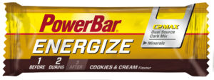 PowerBar Energize Bar Cookies and Cream 55g