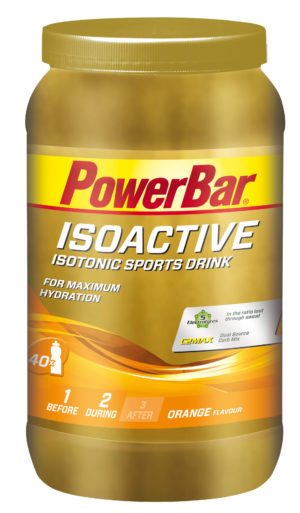 PowerBar Isoactive Orange 1320g