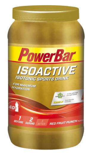 PowerBar Isoactive Red Fruit Punch 1320g