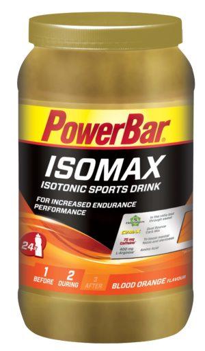 PowerBar Isomax Blood Orange 1200g