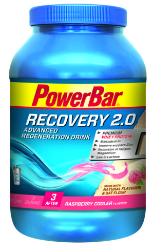 PowerBar Recovery Drink 2.0 1.2kg