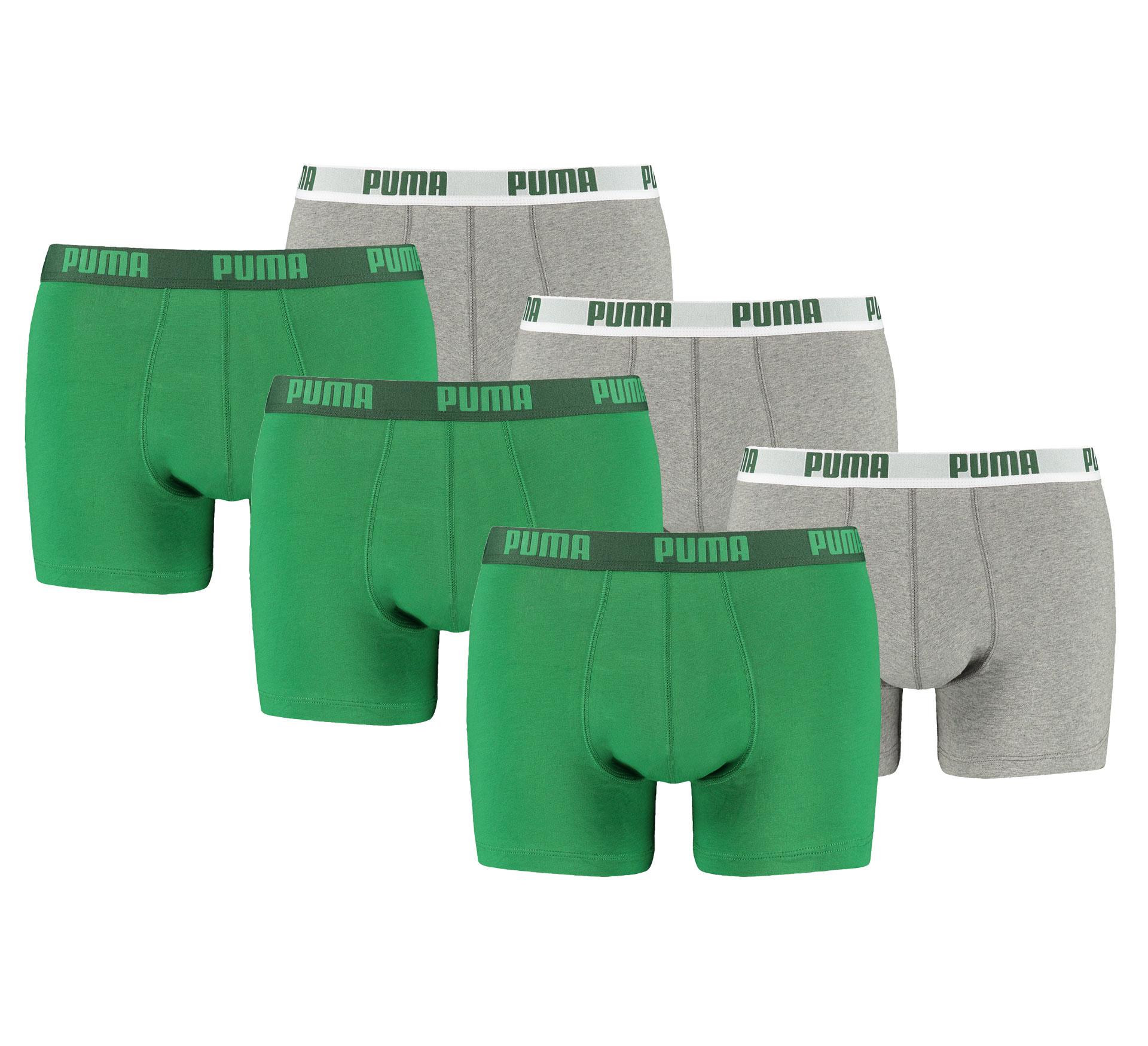 6 pack basic boxershorts