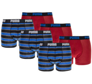 Puma Basic Stripe Boxershorts (6-pack)
