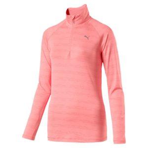 Puma Core LS hardloopsweater dames roze