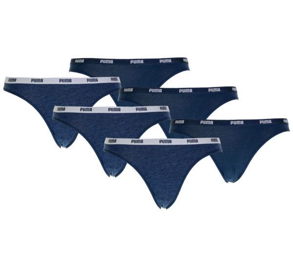 Puma Iconic Bikini (6-pack)