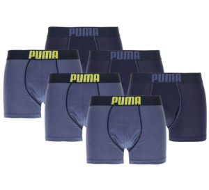 Puma Rebel Placed Boxershorts (6-pack)