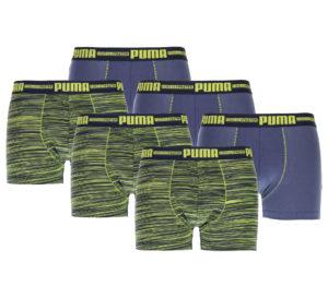 Puma Space Dye Boxershorts (6-pack)