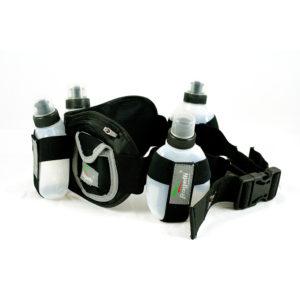 Rogelli 4 Flask Belt 170ml Unisex